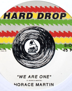 PMA002 - We Are One - Horace Martin - Hard Drop 7