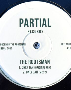 PRTL10014 - Only Jah - The Rootsman - Partial 10