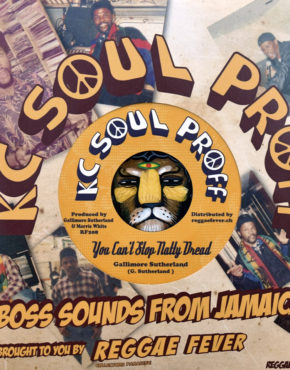 RF208 - You Can't Stop Natty Dread - Gallimore Sutherland - KC Soul Proff 7