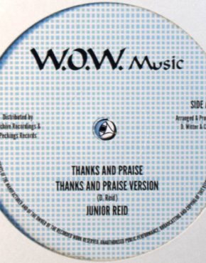 AR12026 - Thansk and Praise - Junior Reid - WOW Music 12
