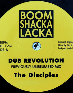 BSL001 A - Dub Revolution Pt. 2 - The disciples - boom shacka lacka 7 b
