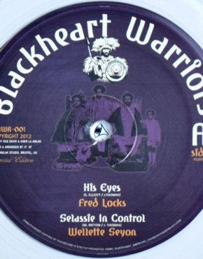 BWR001 - His Eyes - Fred Locks - Blackheart Warriors 10