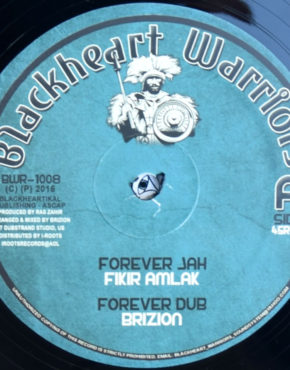 BWR1008 - Forever Jah - Fikir Amlak - Blackheart Warriors 10