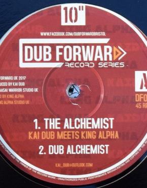 DF002 - The Alchemist - Kai Dub Meets King Alpha - Dub Forward 10
