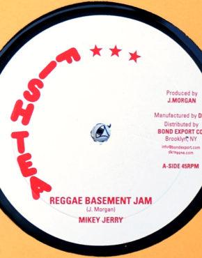 DKR236 - Reggae Basement Jam - Mikey Jerry - Fish Tea 10