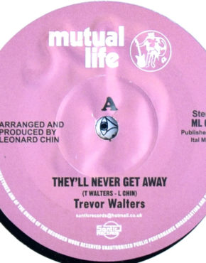 ML002 - They'll Never get Away - Trevor Walters - Mutual Life 7