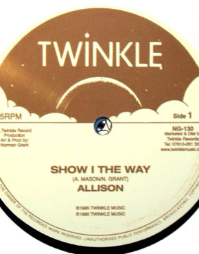 NG130 - Show I The Way - Allison - Twinkle 12
