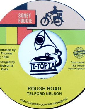 TRS003 - Rough Road - Telford Nelson - Soney Fudgie 7 (TRS)
