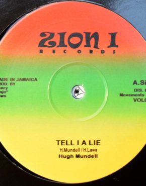 VOL019 - Tell I A Lie - Hugh Mundell - Zion I Records 12
