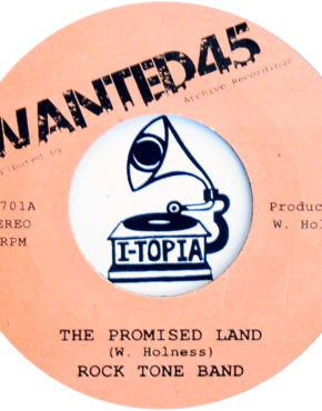 wff701 - The Promised Land - Rock Tone Band - Wanted 45 7