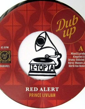 DUBUP01 - Red Alert - Prince Livijah - DubUp 7