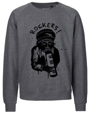 Dark Grey Sweater front rockers1