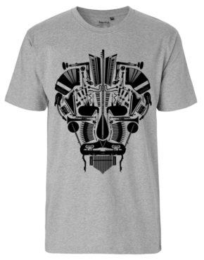 Grey tshirt Music