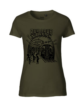 Mil tshirt woman rubadub