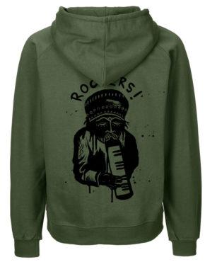 Military Hoodie back rockers1