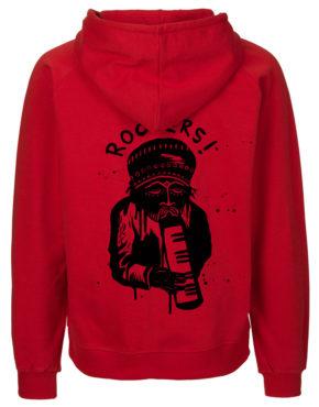 Red Hoodie back rockers1