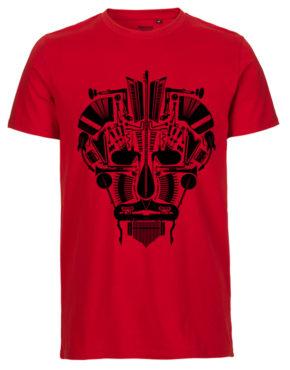 Red tshirt Music