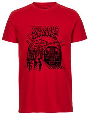 Red tshirt rubadub1