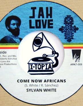 ARK7009 - Come Now Africans - Sylvan White - Jah Love 7