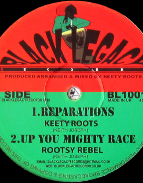 BL10012 - Reparations - Keety Roots - Black Legacy 10