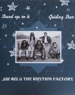 JAMWAXMAXI 18 - Stand Up For It - Jah Mel & The Rhythm Factory - Jamwax 12