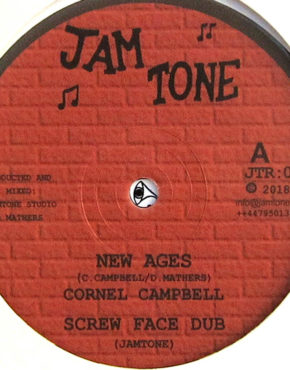 JTR013 - New Ages - Cornel Campbell - Jam Tone 12