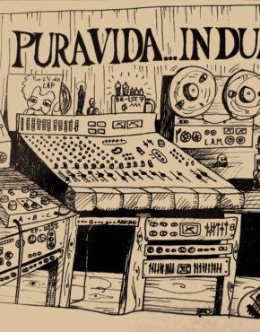 LAM005 - Pura Vida In Dub - Lost Ark Music LP