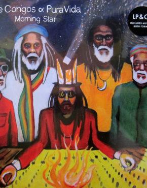 LAM006 - Morning Star - The Congos & Pura Vida - Lost Ark LP