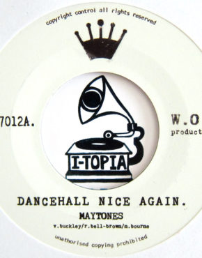 UR7012 - Dancehall Nice Again - Maytones - WOW 7