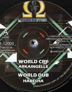 HI12003 - World Cry - Arkaingelle - Habeshites 12