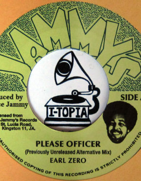 KJH003 - Please Officer - Earl Zero - Jammys 7
