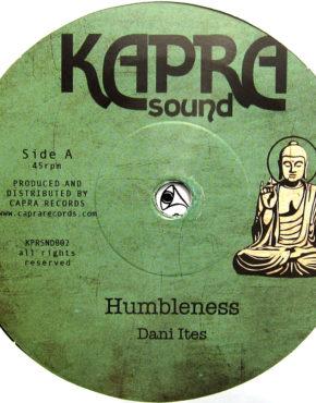 KPRSND002 - Humbleness - Dani Ites - Kapra Sound 7