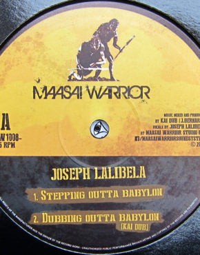 MW1008 - Stepping Outta Babylon - Joseph Lalibela - Maasai Warrior 10