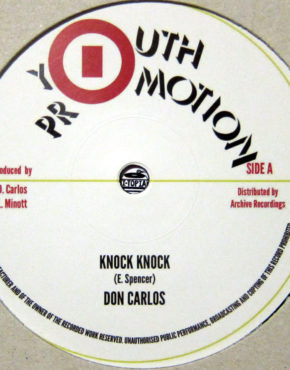 AR12027 - Knock Knock - Don Carlos - Youth Promotion 12