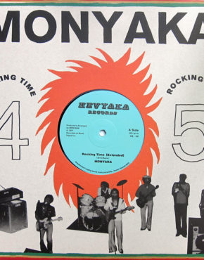 HS09 - Rocking Time - Monyaka - Hornin Sounds 12
