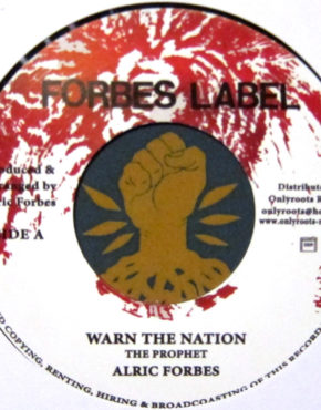 OR020 - Warn The Nation - Alric Forbes - Forbes 7
