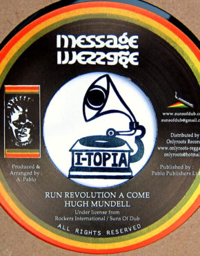 OR36 - Run Revolution A Come - Hugh Mundell - Message 7