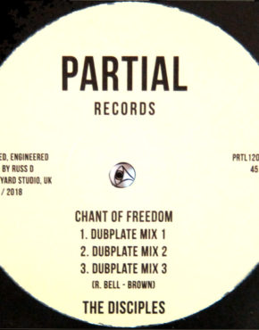 PRTL12006 - Chant Of Freedom - The Disciples - Partial 12
