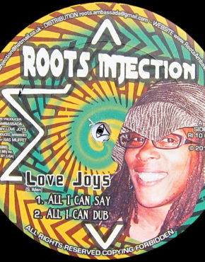 RI10032 - All I can Say - Love Joys - Roots Injection 10