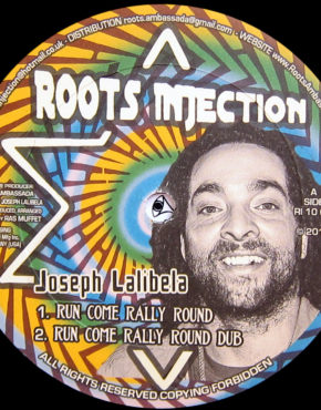 RI10033 - Run Come Rally Round - Joseph Lalibela - Roots Injection 10