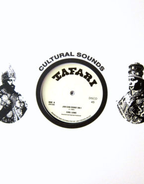 JFR1250 - Jah Can Count On I - Earl Lowe - Tafari 12 (Jah Fingers)