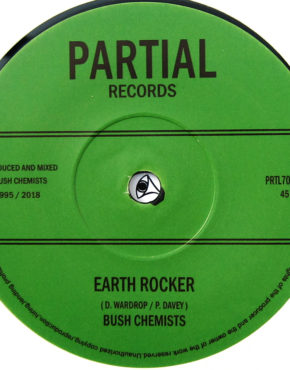 PRTL7058 - Earth Rocker - Bush Chemists - Partial 7