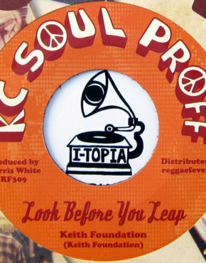 RF309 - Look Before You Leap - Keith Foundation - KC Soul Proff
