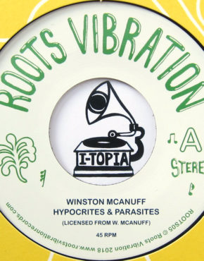 ROOTS05 - Hypocrites & Parasites - Winston McAnuff - Roots Vibration 7