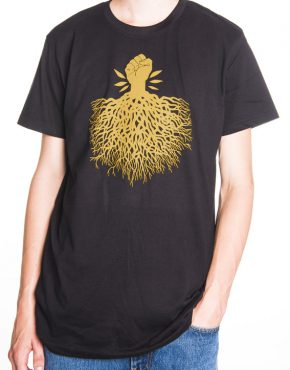 Man Black gold roots